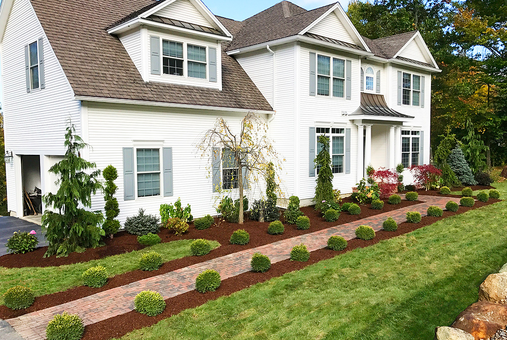 Landscaping keene nh professional landscapers in keene nh for Professional landscaping ideas