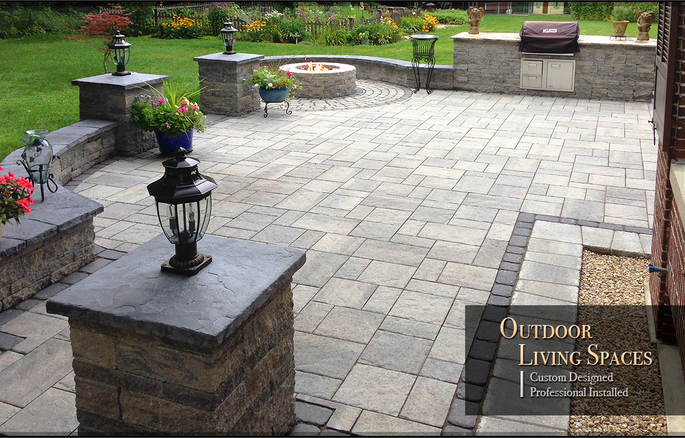 Petersen Landscaping and Design - Custom Patio Design in Keene NH