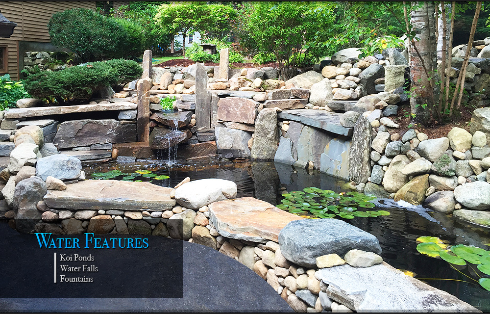 Petersen Landscaping and Design - Garden Design Keene NH